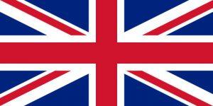 drapeau Engleterre Cadets de Bretagne