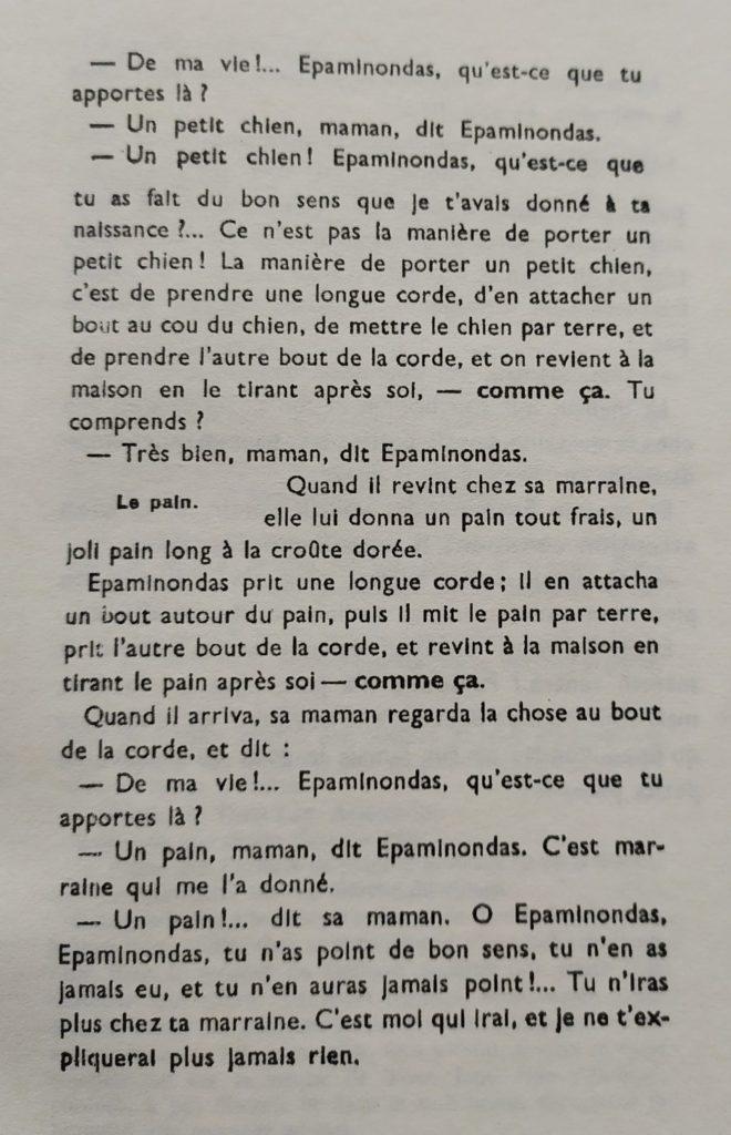 Cobte Epaminondas et sa marraine 3ème partie