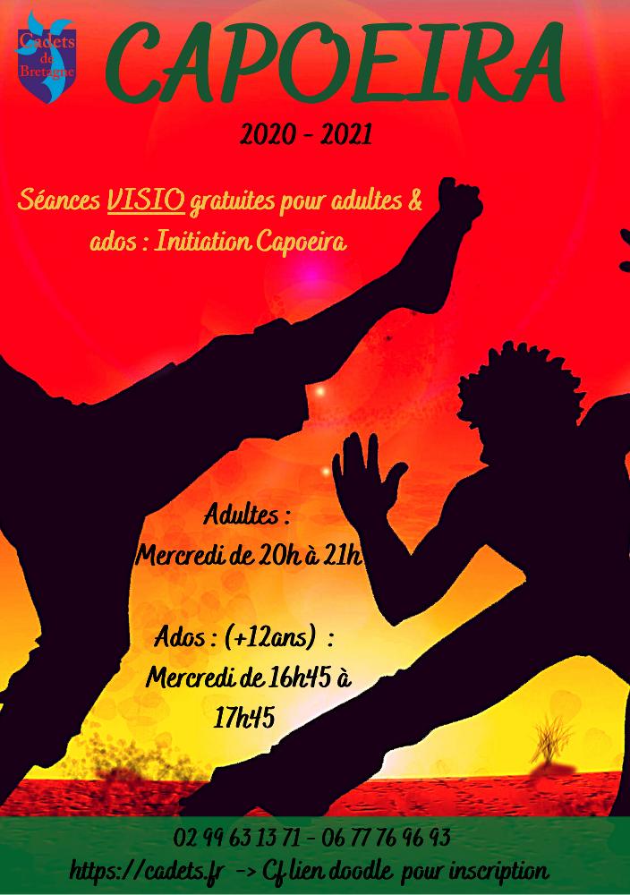 Initiations capoeira Ados et Adultes