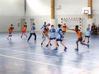 Handball Cadets de Bretagne Rennes